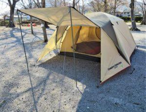 テント 4名用